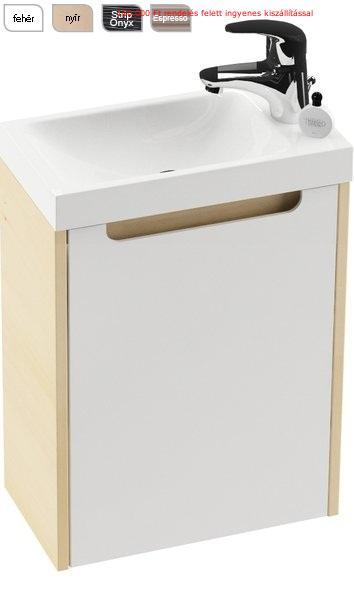 SD 400 Classic test a Mini mosdóhoz Fehér - furdoszoba.shop.hu RAVAK fürdőszoba áruhaz, RAVAK ...