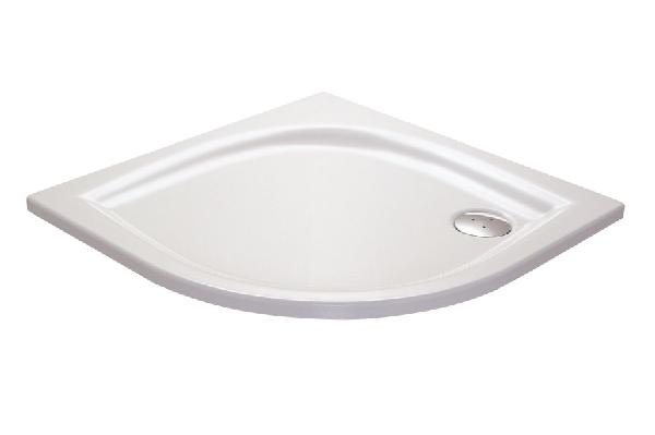 Zuhanytálca ELIPSO-90 LA white