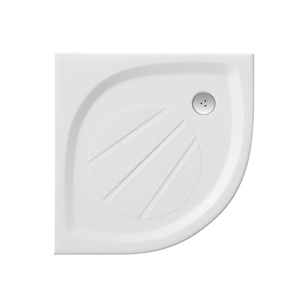 Zuhanytálca ELIPSO PRO-100 white