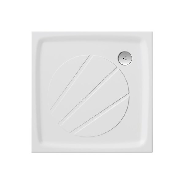 Zuhanytálca PERSEUS PRO-80 white