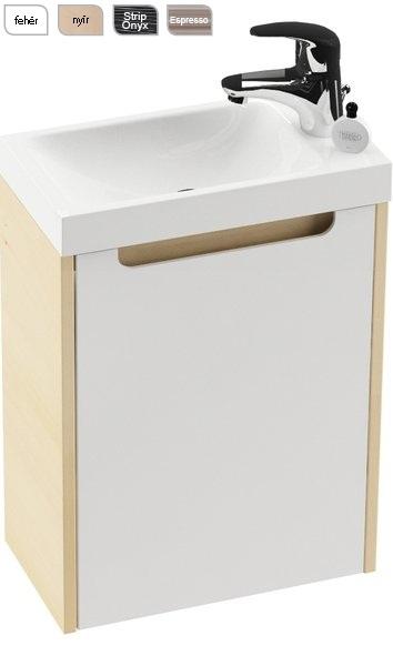 SD 400 Classic test a Mini mosdóhoz S-Onyx