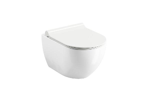 Ravak WC Uni Chrome RimOff / perem nélküli