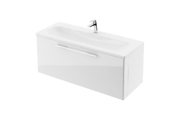 Ravak Ring SD 800 mosdó alatti szekrény FEHÉR