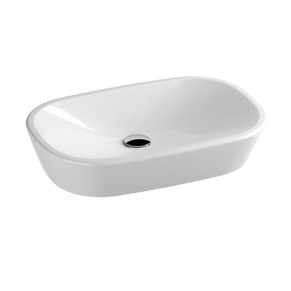 Ravak Ceramic O kerámia mosdó 60x40cm - ÚJDONSÁG 2018