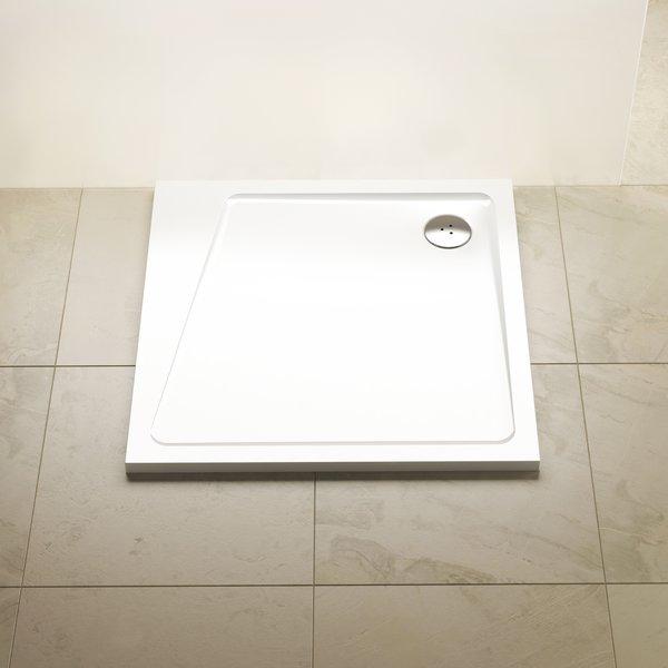 Ravak Zuhanytálca PERSEUS PRO 10°-80 fehér